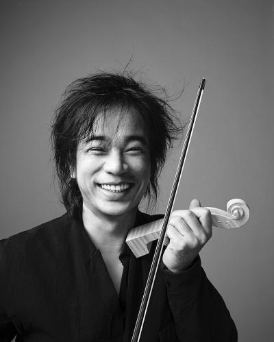 小提琴家林朝阳 黏合古典与流行