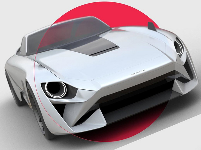 日产全新370Z渲染图!外观酷似GT-R/明年亮相
