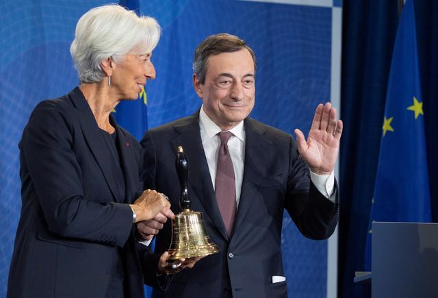 """欧洲央行会议纪要:""""强烈呼吁""""在未来制定货币政策时保持团结"""