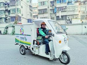 首批200辆!快递专用电动三轮车上路-新闻频道-和讯网