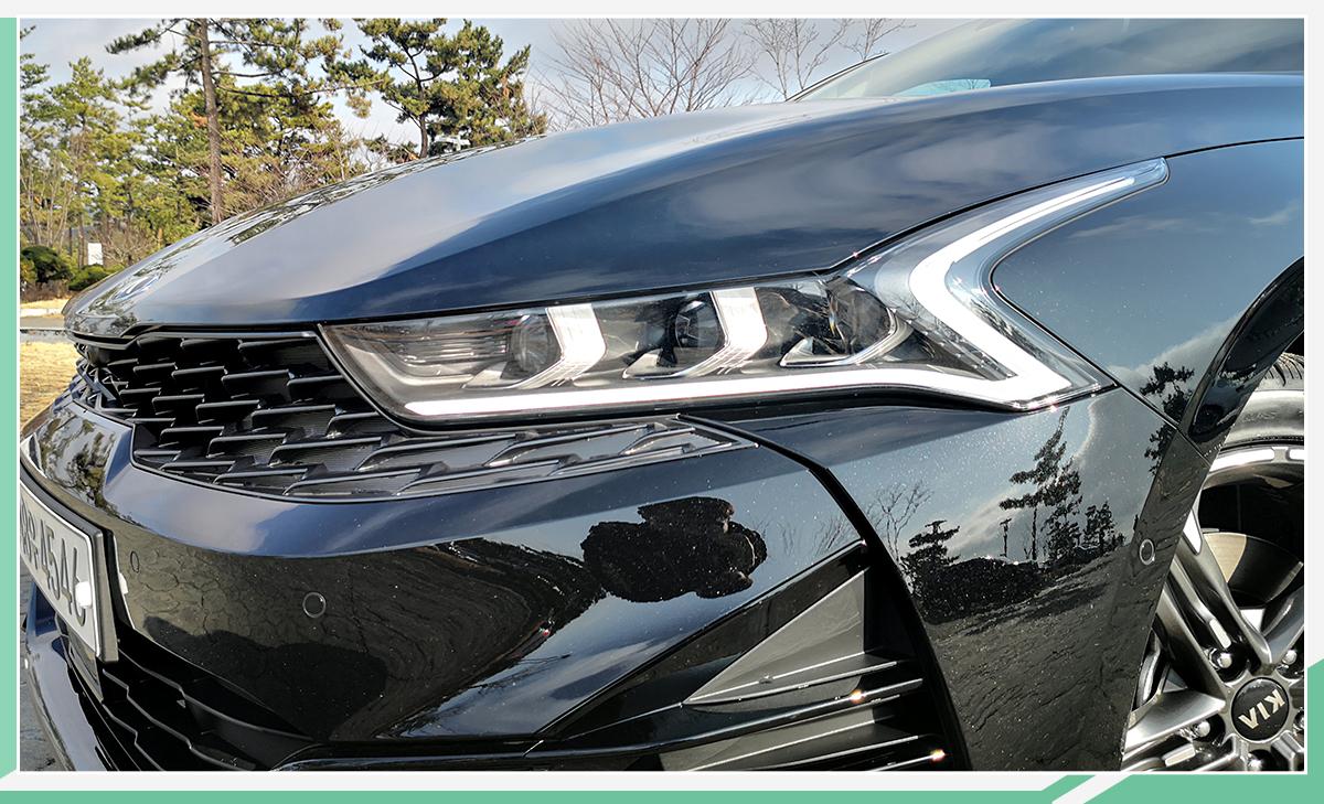 起亚全新一代K5正式亮相 明年3季度国产上市