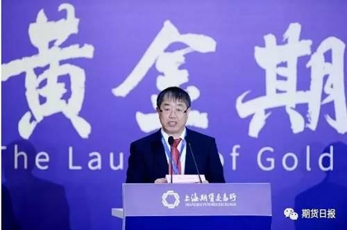 中国黄金协会副会长兼秘书长 张永涛