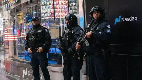 纽约市警方添强警力