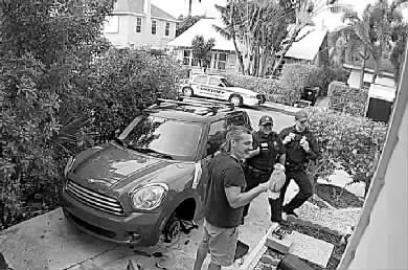 """邻居报警称隔壁有人遇险警方赶到发现""""求救""""的是只鹦鹉"""