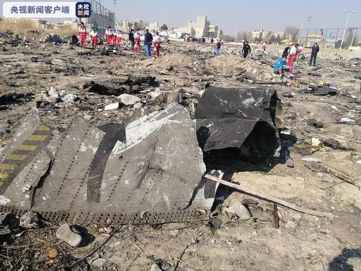乌克兰加拿大纷纷表态 伊朗军方披露击落乌航客机更多相关细节
