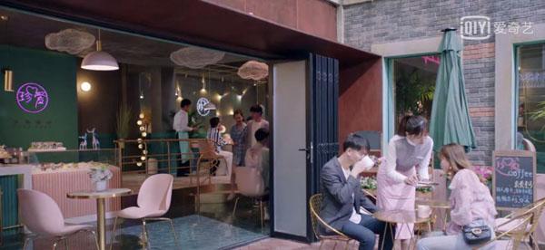 珍爱网成《爱情公寓5》独家婚恋社交合作平台,珍爱咖啡馆见证爱情开启!