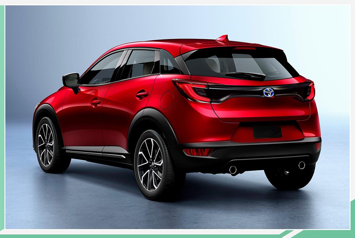 丰田最便宜SUV将问世 3月份推出/基于Yaris打造