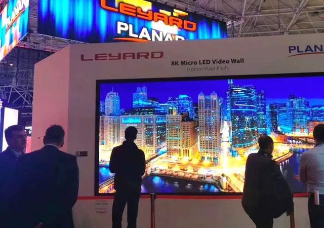 济宁景点:利亚德亮相ISE 2020:Micro LED时代到来