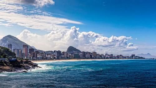 巴西里约热内卢 图片来源:摄图网