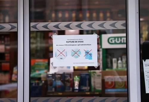 """啥操作?日本网民疯抢""""花岗岩""""!厕纸也卖脱销了...全球疫情升级,欧洲急了:停学、口罩""""自留"""""""