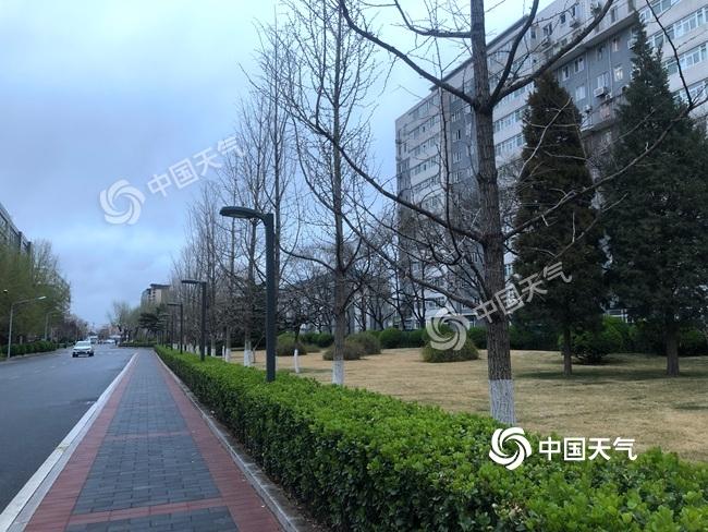 寒潮来势汹汹!北京今日刮风下雨又降温 最高气温仅12℃