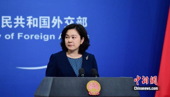 美官员称中国隐瞒疫情致世界耽误6周 华春莹:信口雌黄