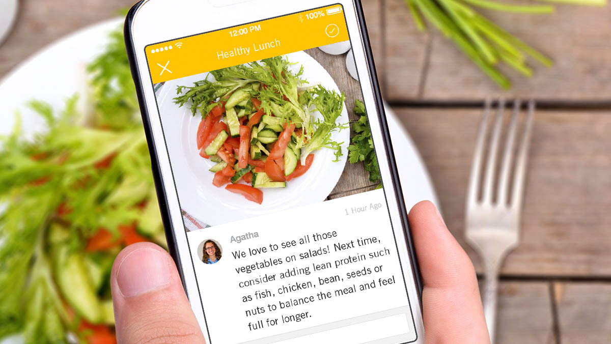 l高管转战数字健康,「Yes Health」用AI帮助饮食控糖