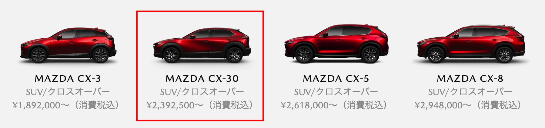 """押宝跨界SUV 马自达CX-30""""以高打低""""能否成功"""
