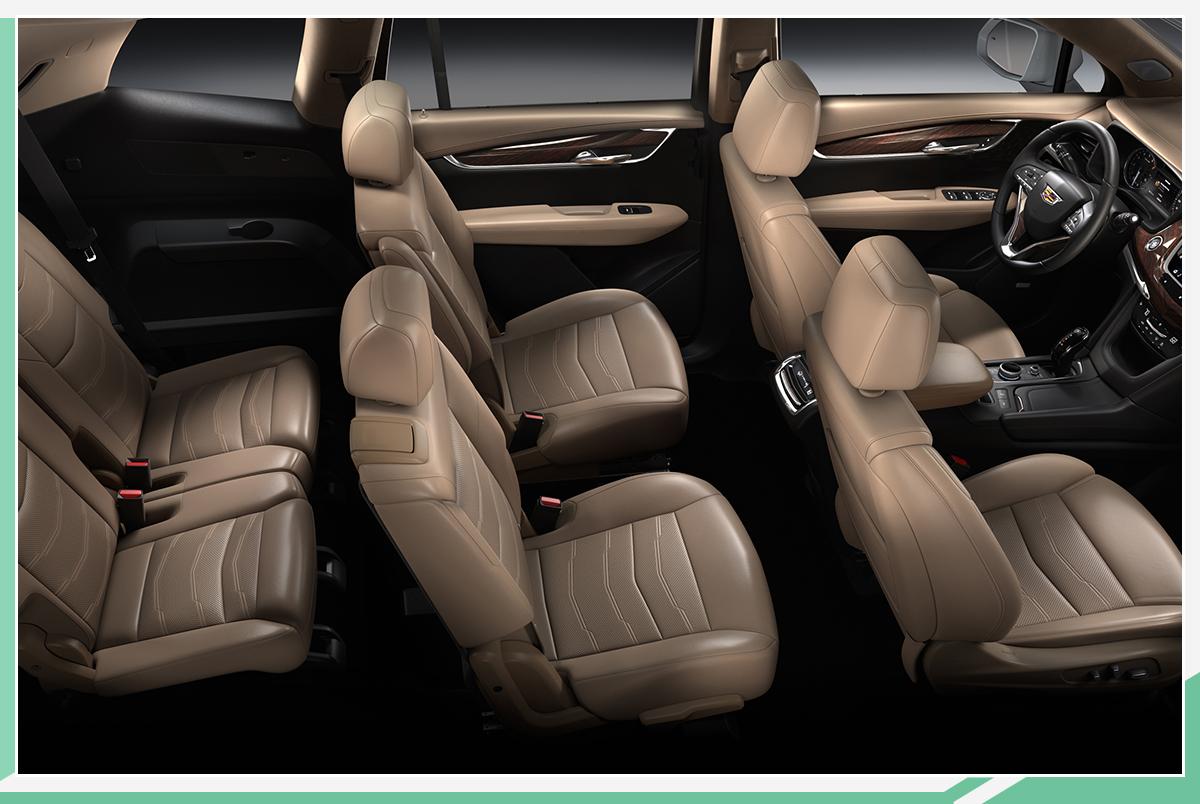 凯迪拉克XT6增两款新车型 售38.97万、40.97万元