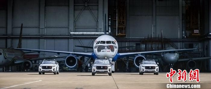 空中4S店,奔腾携手首航探索新零售新模式