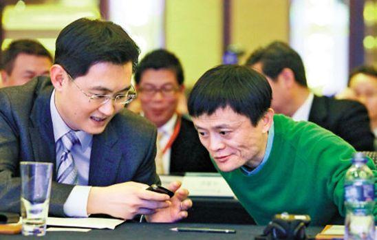 微信兵临支付宝城下,马化腾亲自动手!