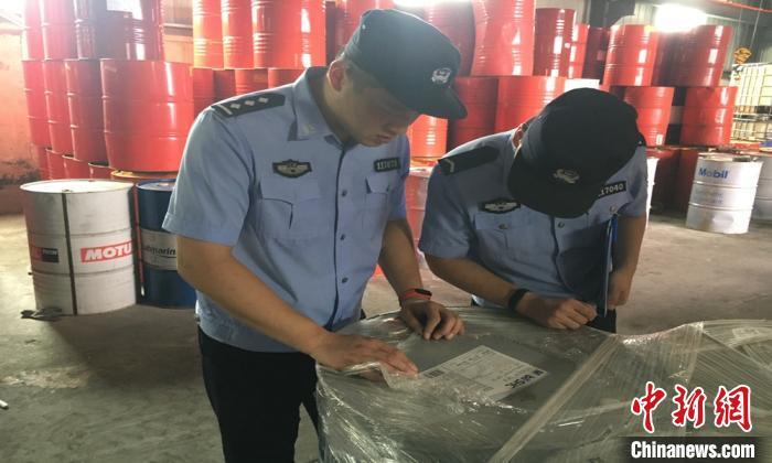 江苏警方破获一起销售假冒注册商标商品案 涉案金额近千万元