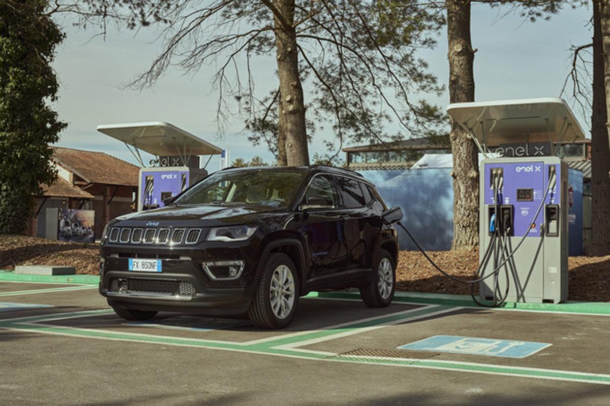有望引入中国 Jeep两款插混版车型7月20日发布