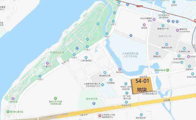 """外送代运营:49.11亿!陆家嘴百轮竞价夺下上海浦东前滩地块,""""本地开发专业户""""为何钟情于它?"""