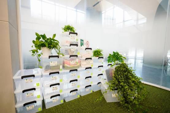优颂高透系列塑料整理箱