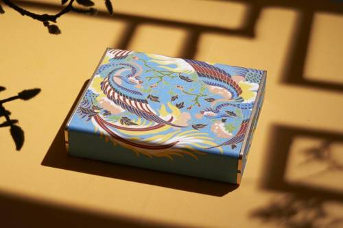 清代的瓷器、宋朝的字画,居然都在奈雪的月饼里