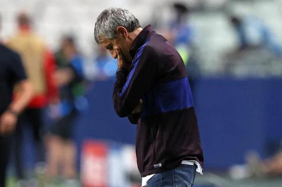 看傻了!欧冠超级惨案!凌晨欧冠拜仁8-2狂胜巴萨晋级4强