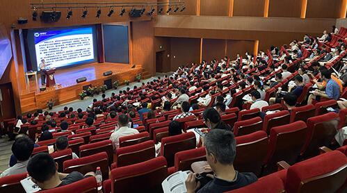 第二期中国银行业金融科技师认证培训(CFT中级)在苏州顺利结业