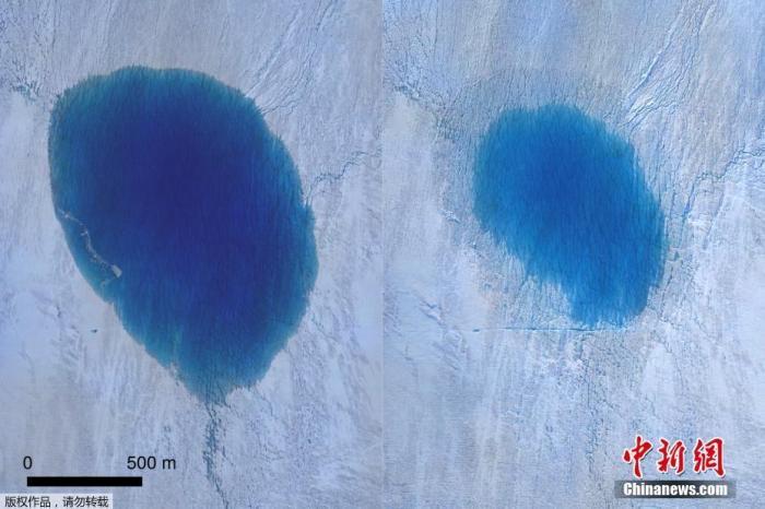 国际最新研究:2019年格陵兰冰盖消融水平破纪录