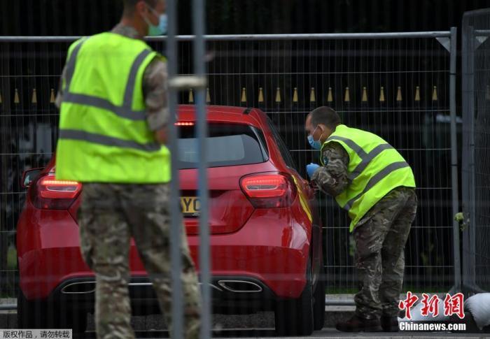 英国一鸡肉加工厂暴发疫情:7人确诊多人隔离