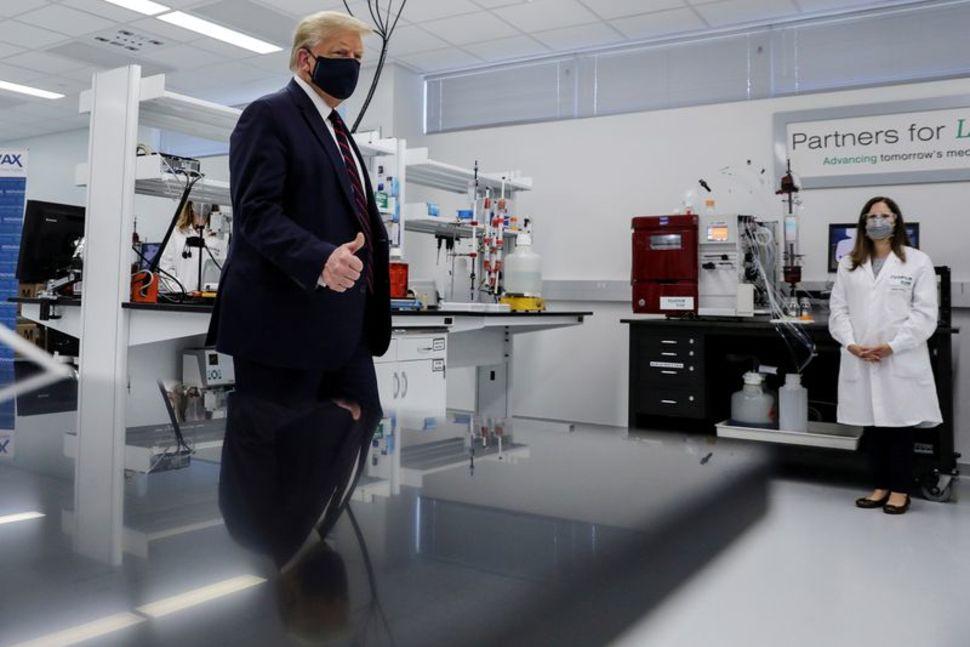 美国多数州拒绝遵循美国政府的新冠病毒检测指南