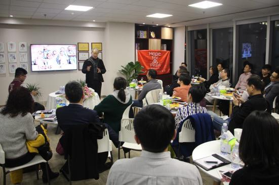 IMD商学院校友Shalom唐韵鹏 | 乘风破浪的领导者:从商业走向公益