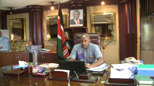 肯尼亚与中国服务贸易合作潜力巨大 服贸会将提升肯中贸易合作水平