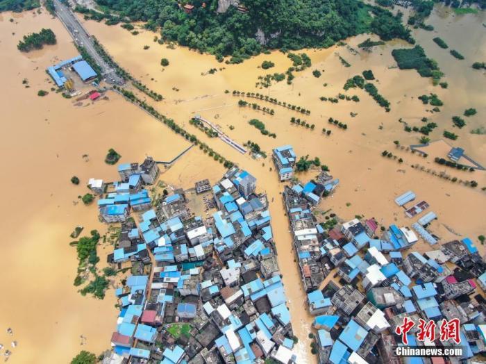 未来三天云南广西广东局部有暴雨 两部门部署防范