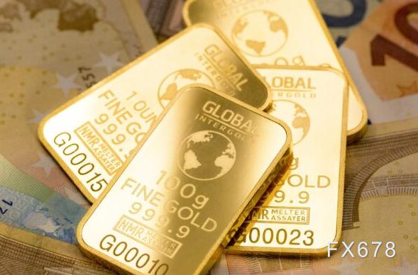 美国疫情放缓,黄金要失宠?牛市才刚刚开始,实际利率负值趋势强化,黄金是为数不多保值品