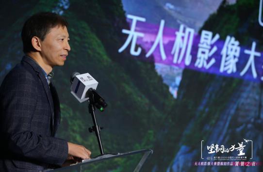 张朝阳:无人机结合直播 启发创作和未来生活