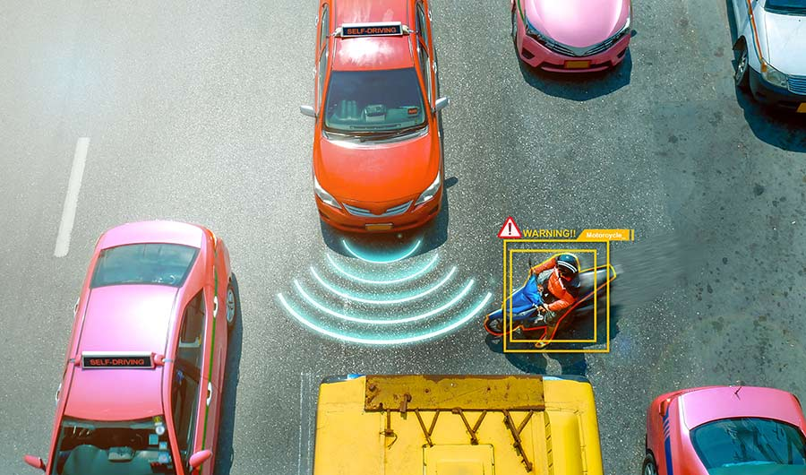 研究人员开发理论计算机科学技术 让自动驾驶汽车更安全