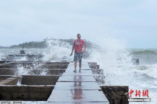 太迟?波多黎各遭飓风重创3年后 美政府援助百亿美元