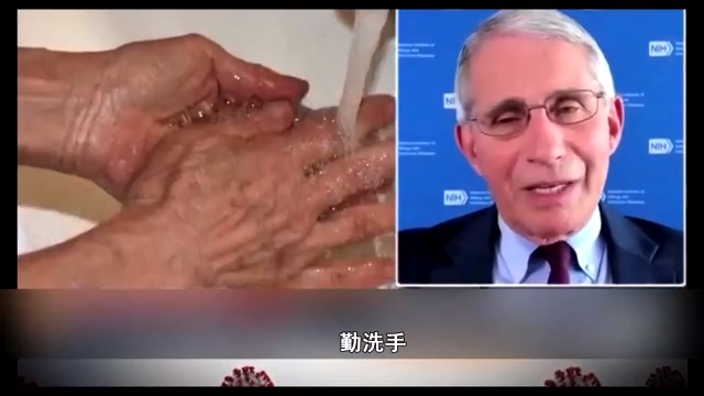 福奇:美新冠肺炎死亡病例数到今冬或达40万