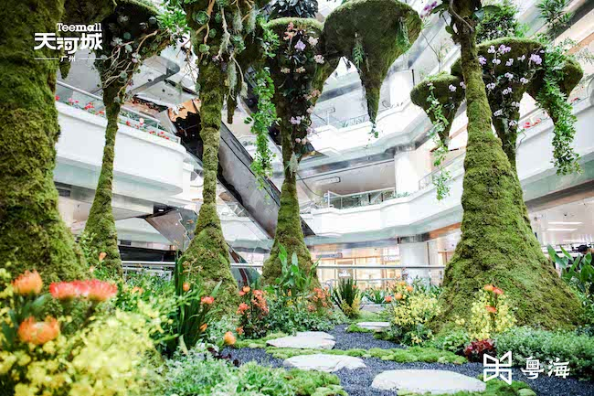 """广州""""双节""""消费成绩单:3400万客流背后,广州商场怎么玩?"""