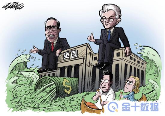 中国狂抛2500亿美债后 美国想再借12万亿谁接盘