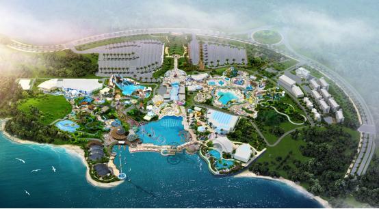 延续公益基因 富力首个主题乐园用爱构筑欢乐海洋