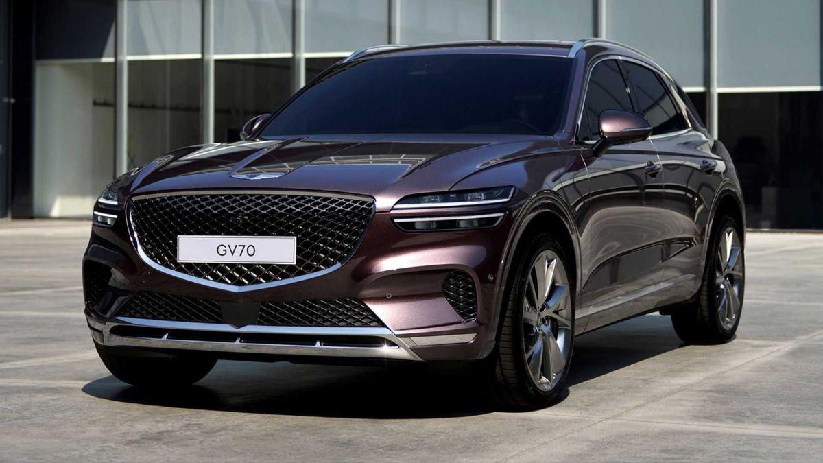 普通/运动大不同 捷尼赛思GV70提供多种版本车型