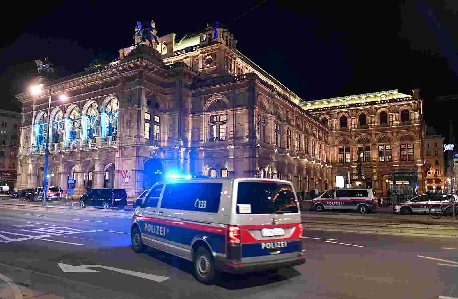 恐怖主义趁虚而入,疫情中的欧洲再遭严峻考验