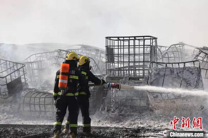 浙江衢州:火灾事故周边环境质量恢复正常 调查组已成立