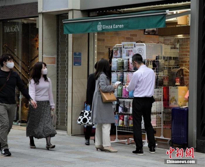 日本多地疫情严峻增势明显 官员拟强化应对政策