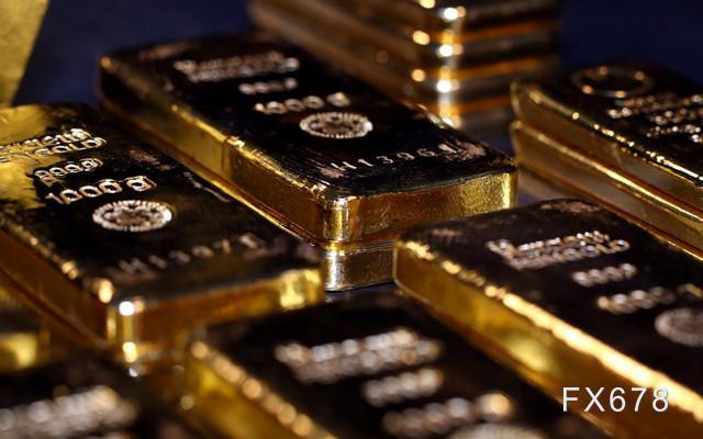 现货黄金延续上日跌势,美国财刺谈判梗阻难除,美联储要做好国会甩锅的准备