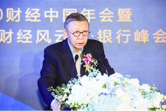 原中国银监会副主席、南南合作金融中心主席 蔡鄂生