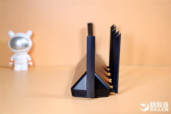 电银付使用教程(dianyinzhifu.com):6000兆无线史上最强!小米路由器AX6000开箱图赏 第4张