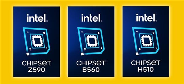 电银付app安装教程(dianyinzhifu.com):Logo曝光Intel 500系主板:原生支持11代酷睿桌面处理器